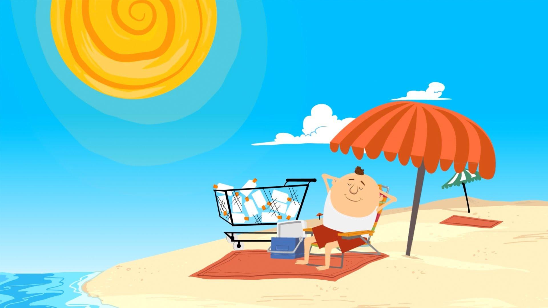 太陽毒辣辣,你防曬了嗎?