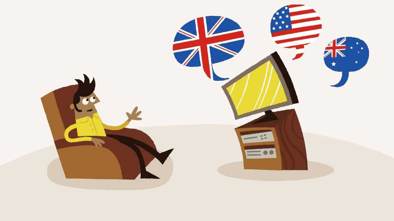 「英文,不只有一種!」- Varieties of English