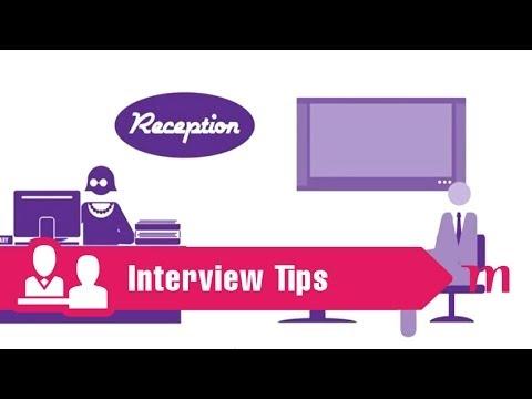 「面試前好焦慮,怎麼辦才好?」- How to Calm Job Interview Nerves