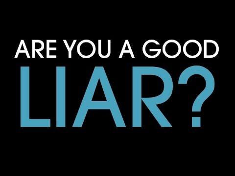「你是說謊高手嗎?小測驗揭發你的黑暗面!」- Are You a Good Liar?