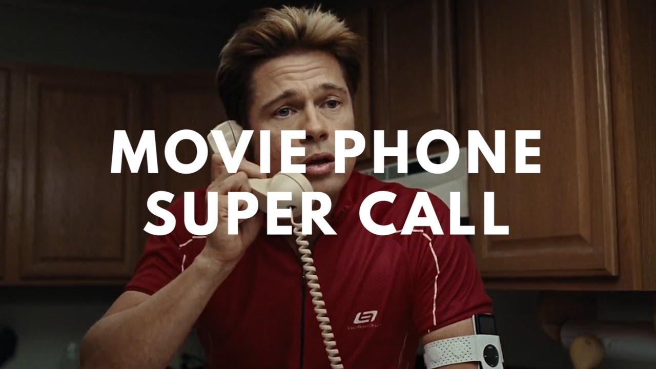 「不正經之看電影學老外怎麼講電話」- Movie Phone Super Call