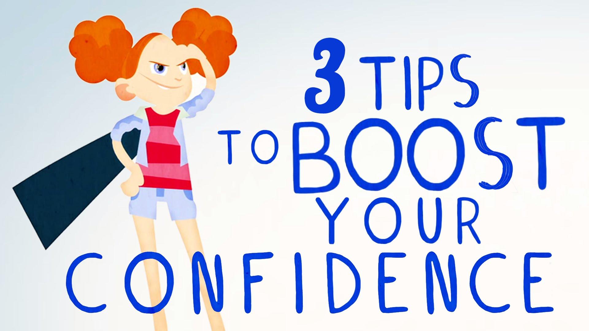 「『自信』是邁向成功的關鍵!三招培養你的信心」- 3 Tips to Boost Your Confidence