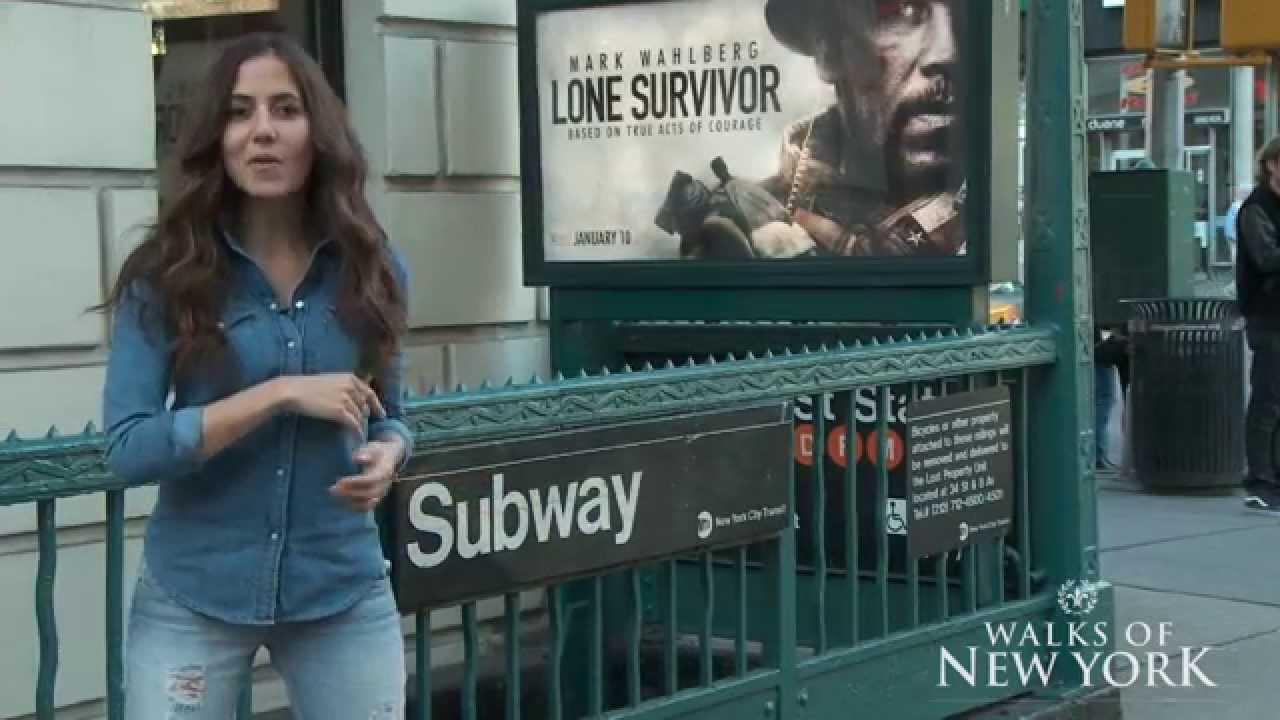 「紐約客教你怎麼搭地鐵趴趴走」- How to Take the Subway in New York City
