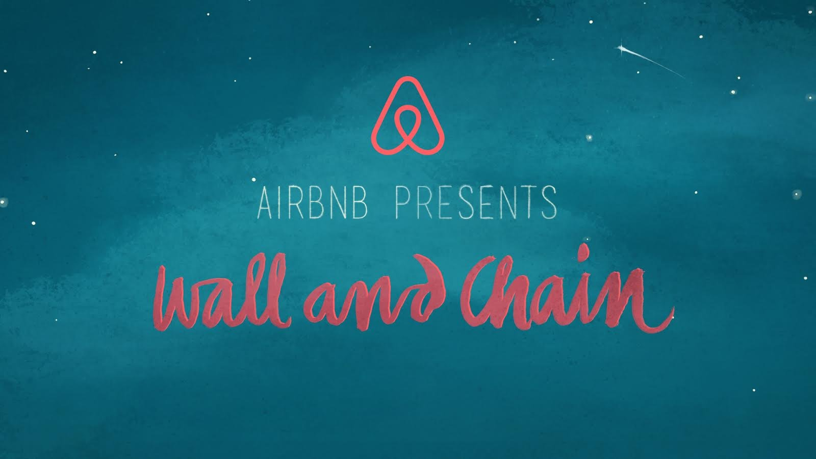 「Airbnb 城市故事:父親與倒塌的柏林圍牆」- Wall and Chain: A Story of Breaking Down Walls