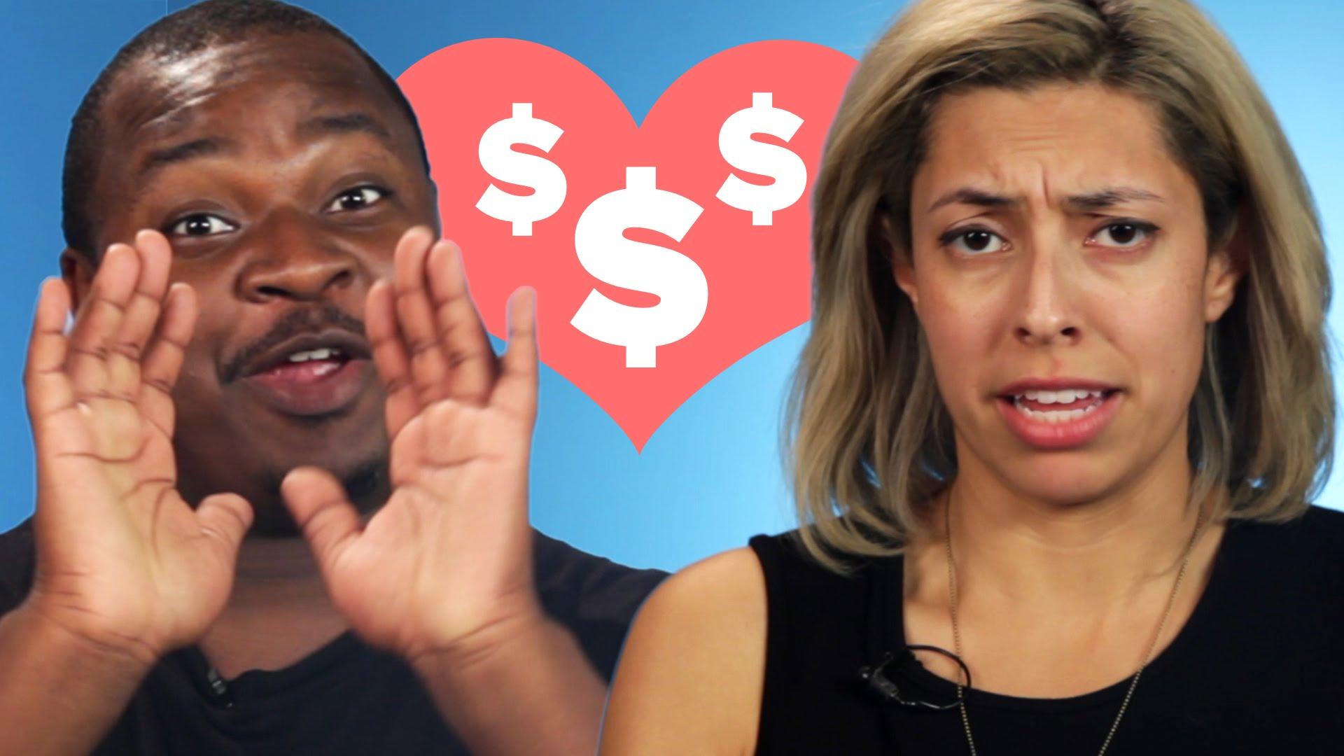 「男女糾察隊:第一次約會誰買單?」- Should Women Pay on the First Date?