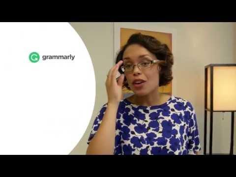 Grammarly:檢查拼字和文法的好幫手