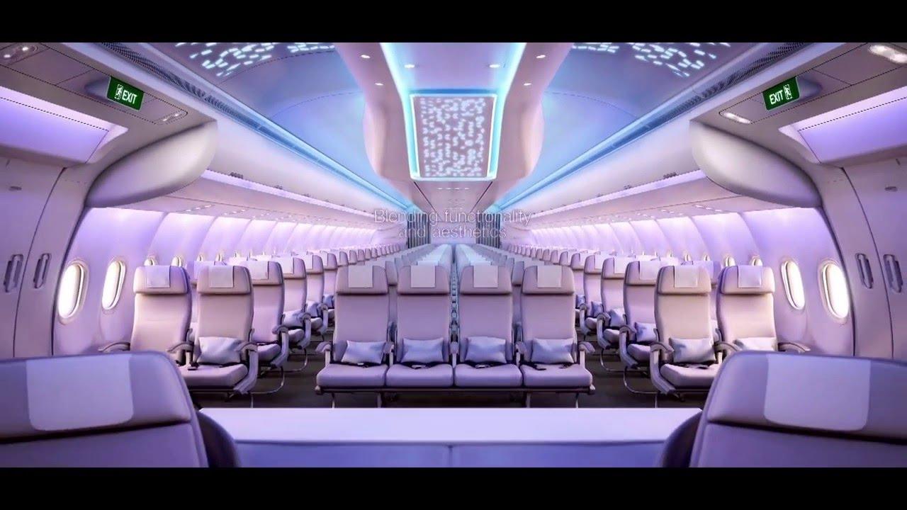 「空中巴士 A330neo,顛覆您的飛行體驗!」- A330neo Cabin