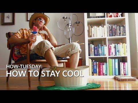 「熱到快抓狂?這樣做馬上降溫! 」- How to Stay Cool in Hot Summer?