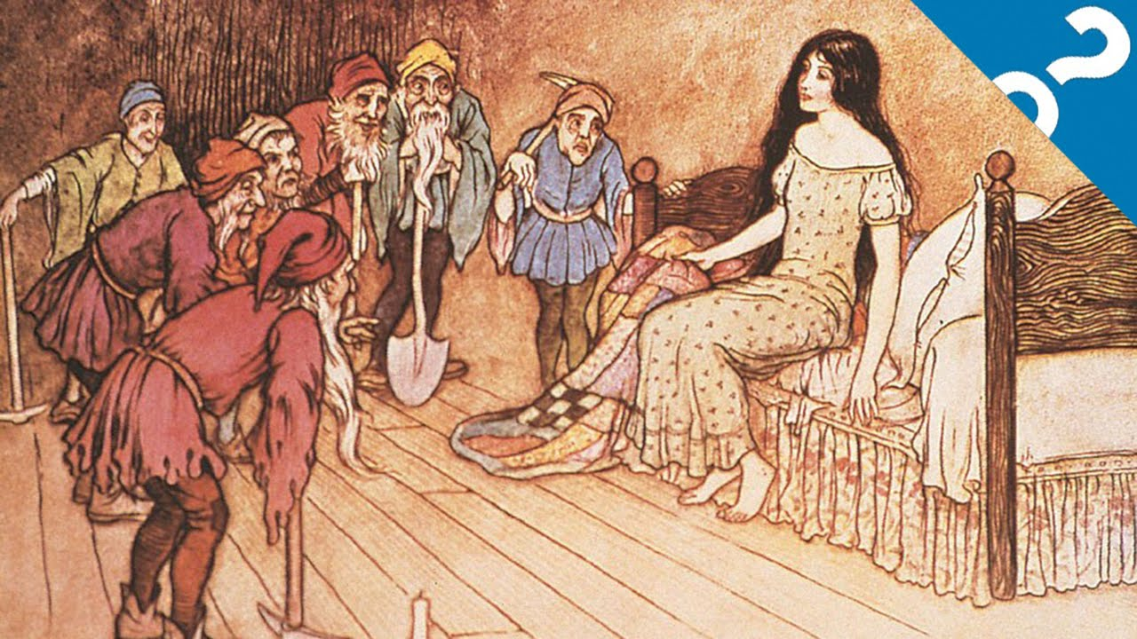「你不知道的童話故事黑暗面...」- 5 Fairy Tales That Were Way Darker Than You Realized as a Kid