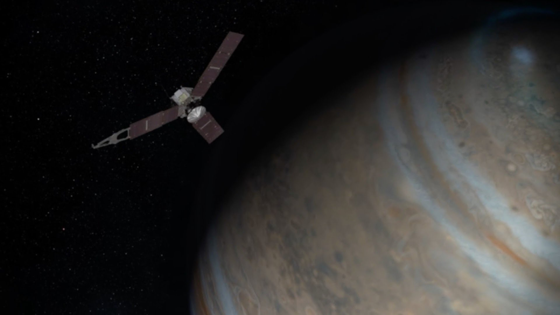 「太空探索新里程:NASA 朱諾號抵達木星軌道」- After Five-Year Journey, NASA's Juno Spacecraft Enters Jupiter's Orbit