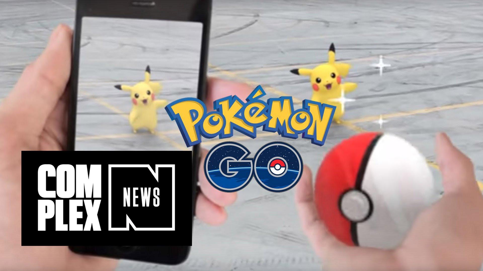 「超夯遊戲《精靈寶可夢Go》竟成犯罪幫手?!」- Pokemon Go Is Fueling Armed Robberies