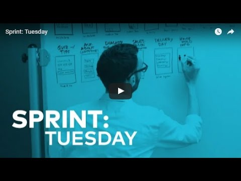「Google 創投認證!SPRINT衝刺計畫_星期二」- Tuesday