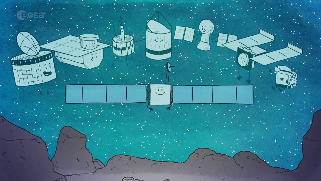 「說故事、說天文:太空船『羅賽塔號』的冒險最終章」- Once Upon a Time… Rosetta's Grand Finale