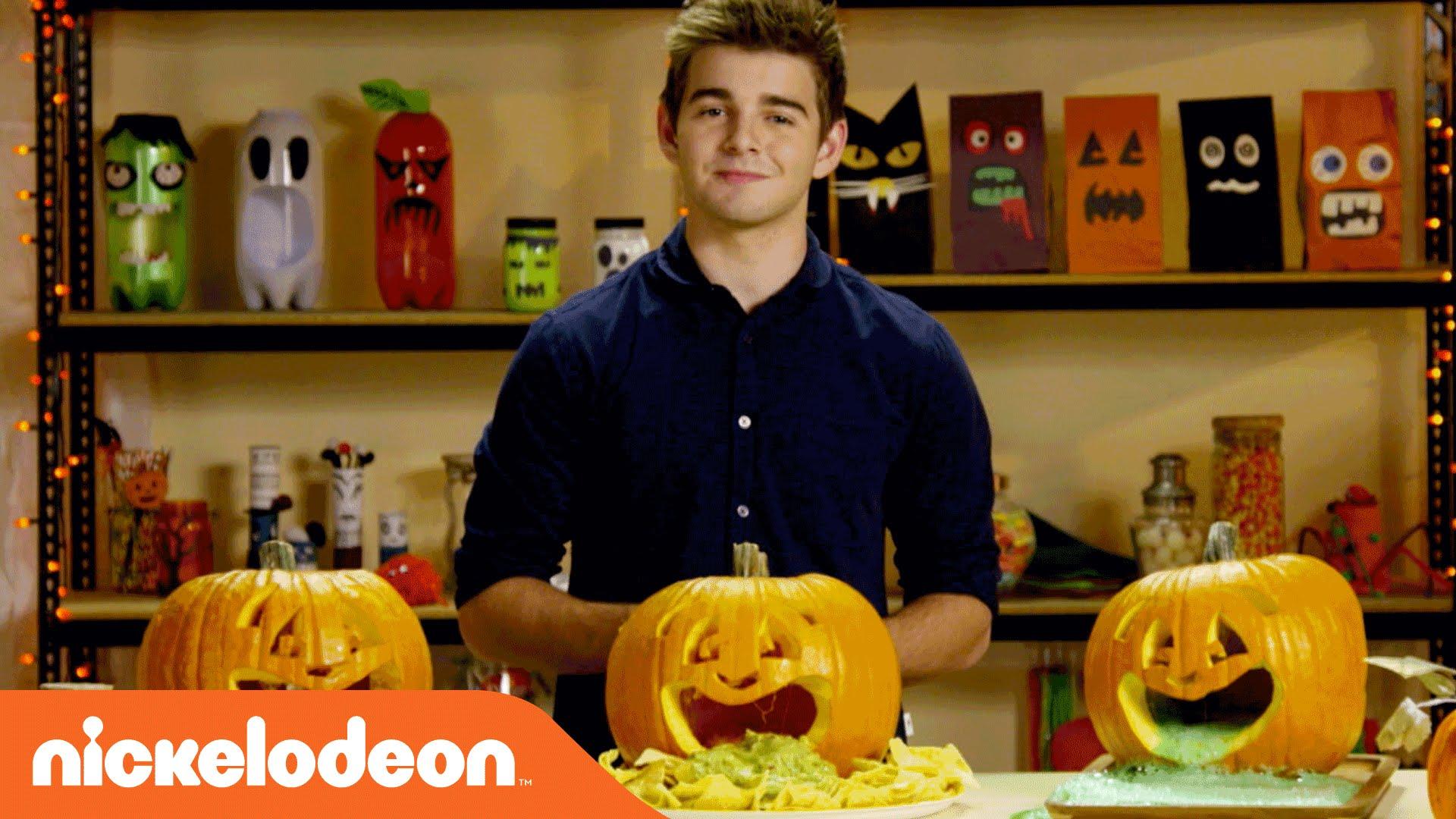 「萬聖節快樂! 一起動手做『嘔吐南瓜』」- Creating Puking Pumpkins