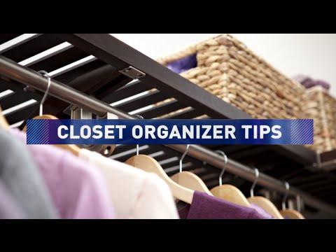 「換季囉!衣櫃整理技巧大公開」- How to Organize Your Closet
