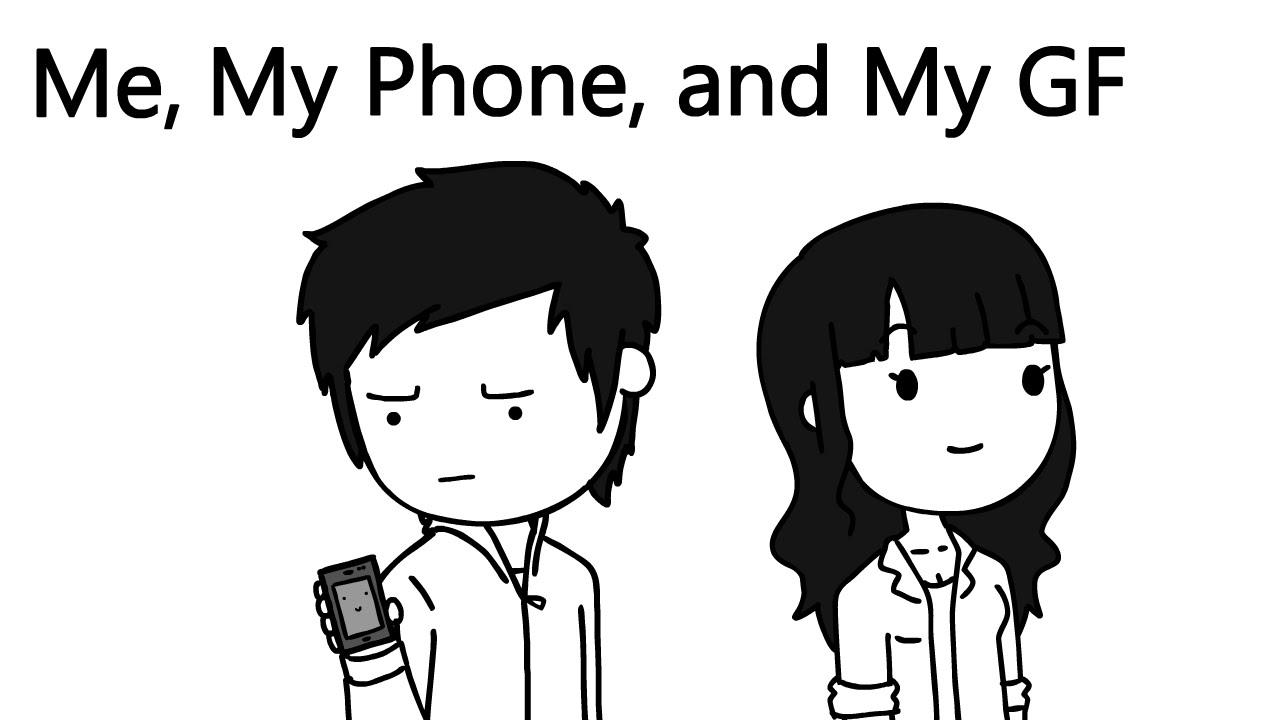 「戀愛小幫手:把妹成功就靠『它』?!」- Me, My Phone, and My GF
