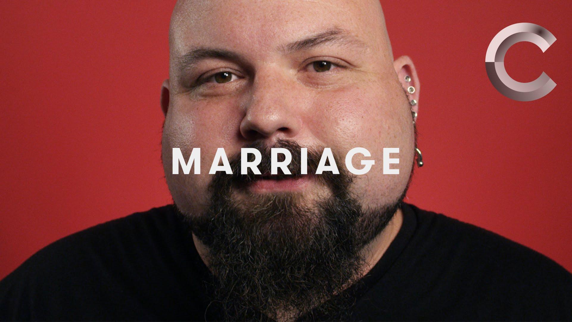 「【感人訪談】『婚姻』對你來說是什麼?」- One Word: Marriage