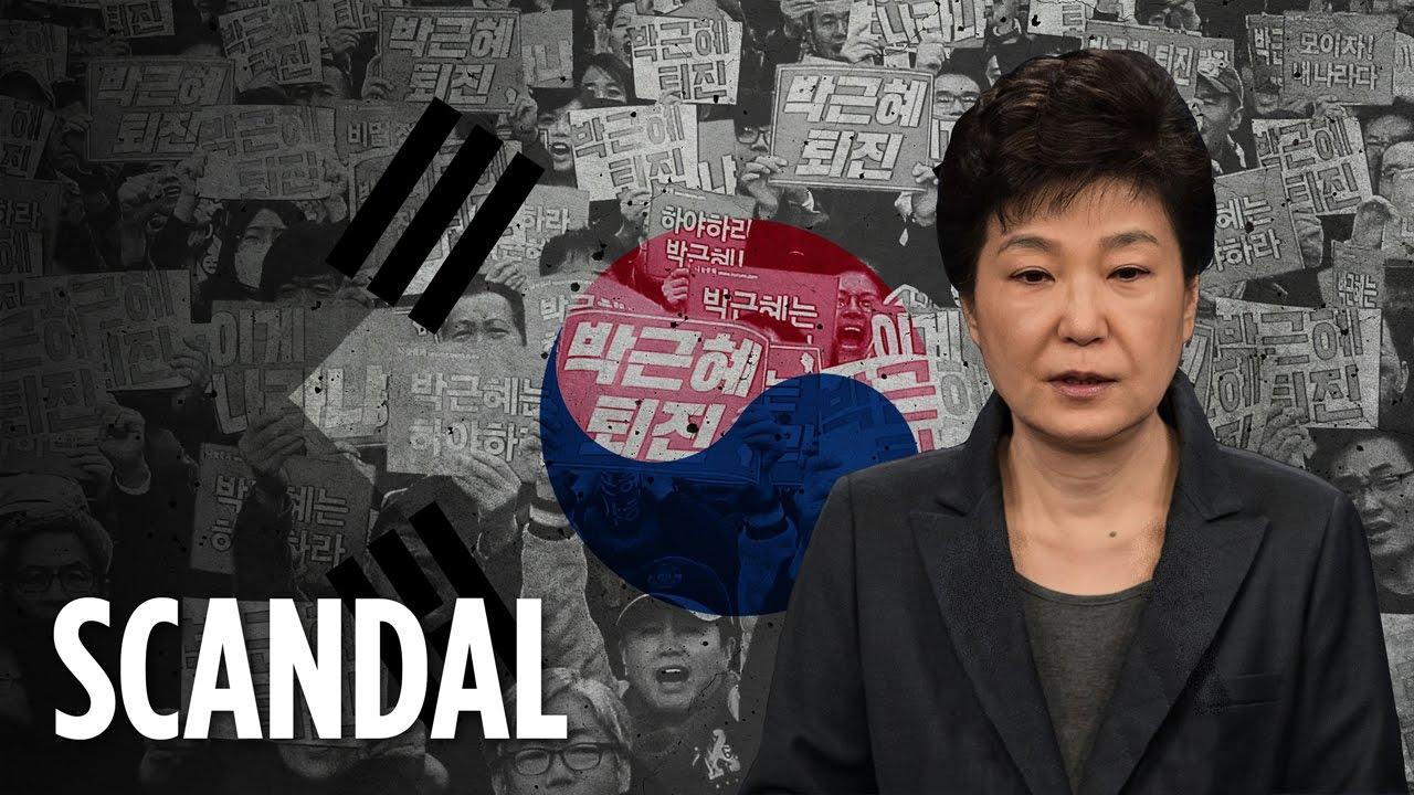 「【看時事學英文】三分鐘了解南韓總統朴槿惠的閨密門風暴」- The Bizarre Scandals Surrounding South Korea's President