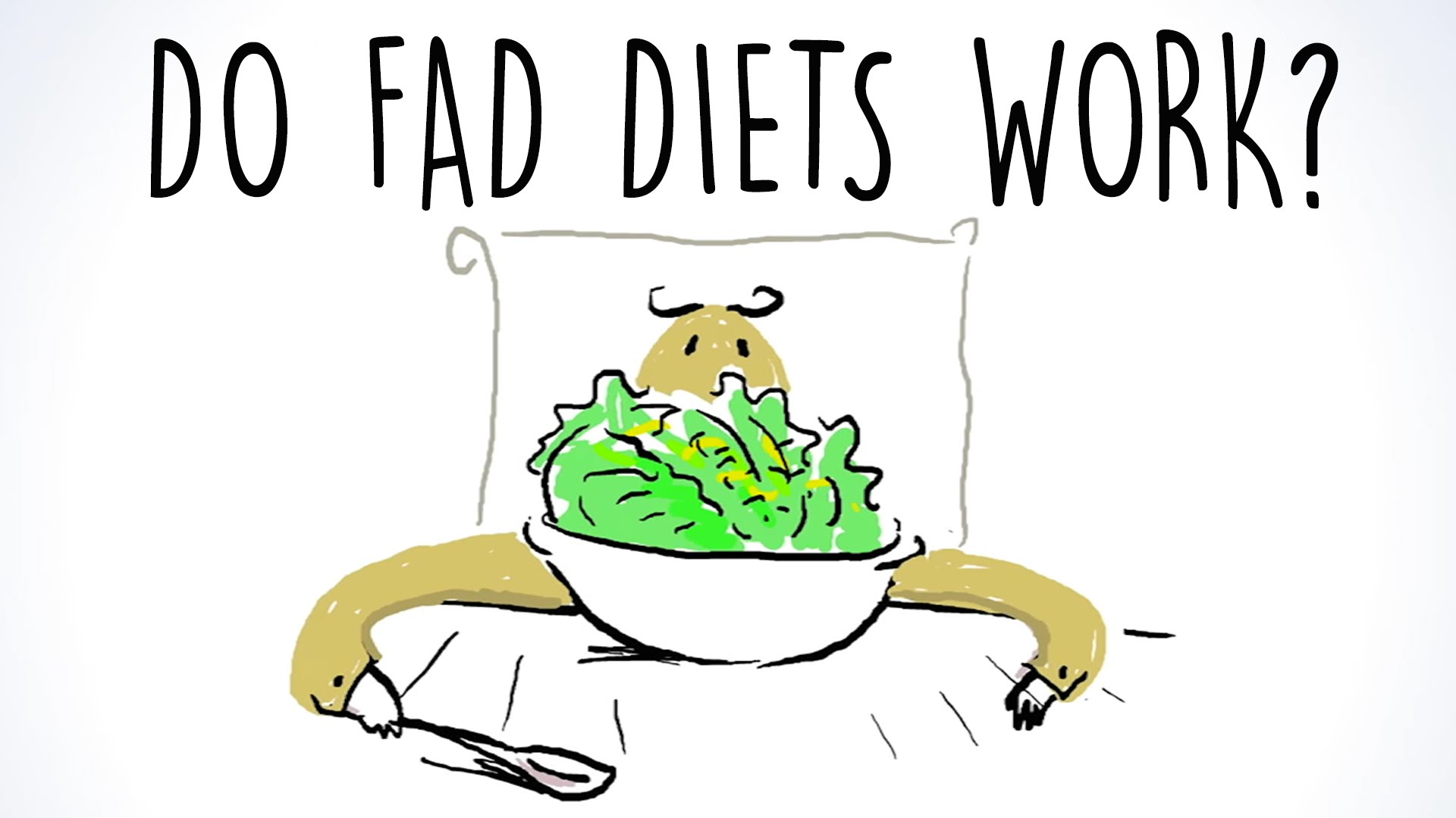 「【TED】流行減肥飲食法,你也不小心跟風了嗎?」- How to Spot a Fad Diet