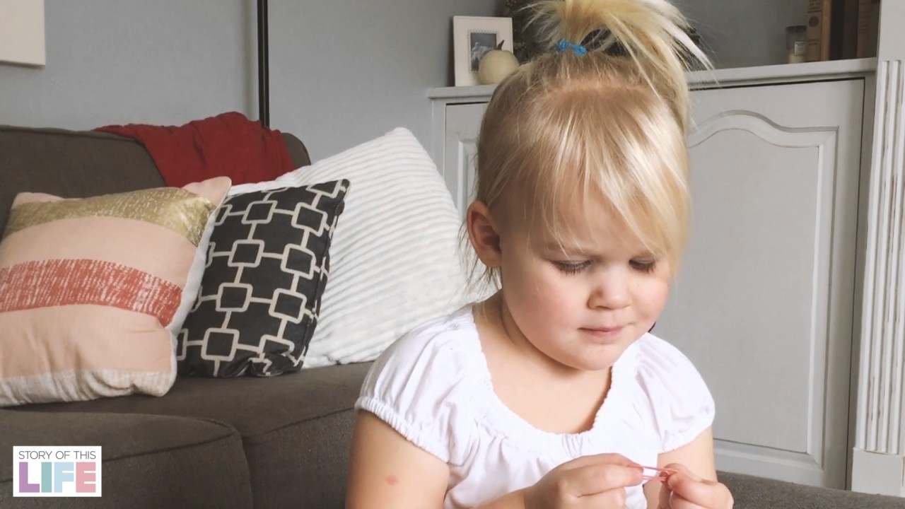 「媽媽送三歲女兒『一個迴紋針』當禮物,她的反應是...?」- The Paperclip