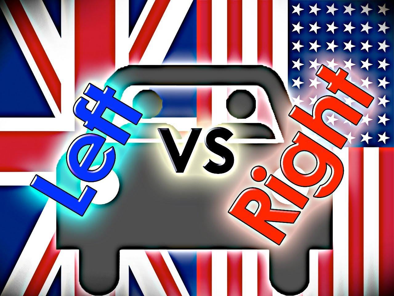 「為什麼有左駕、右駕之分呢?讓歷史說給你聽!」- Left vs. Right