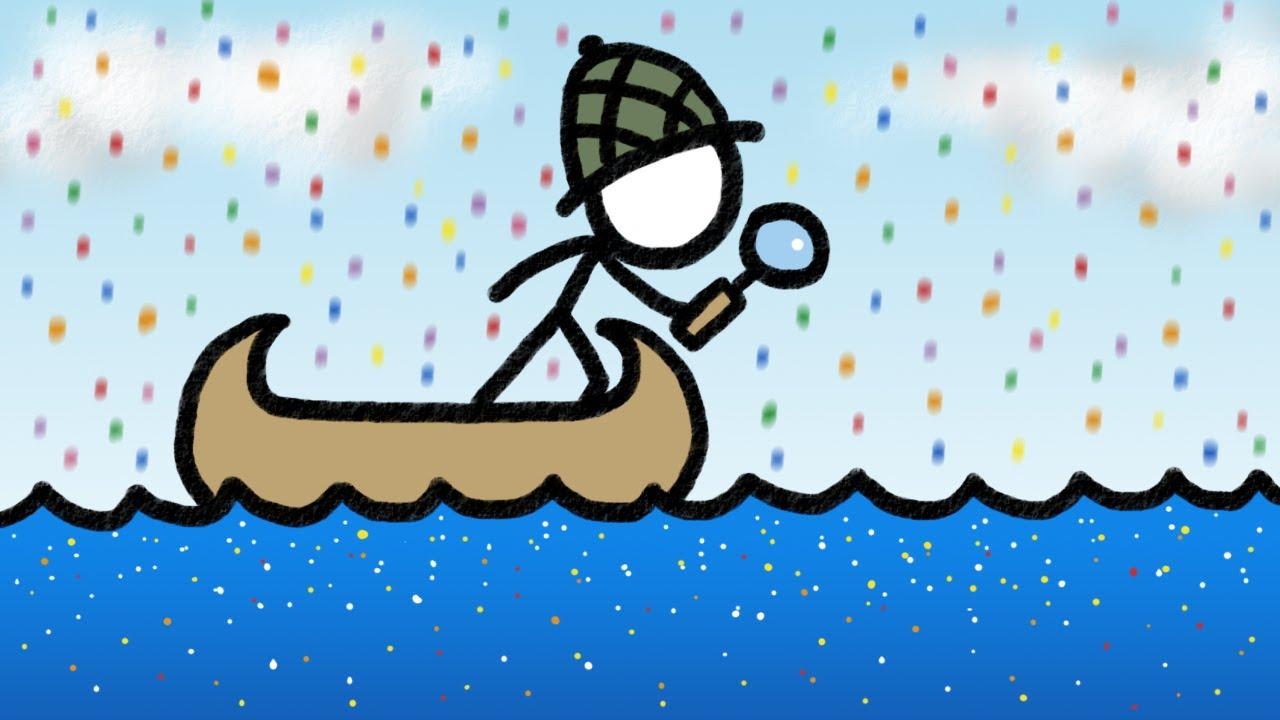 「看不見的海洋汙染:微塑膠」- Ocean Confetti!