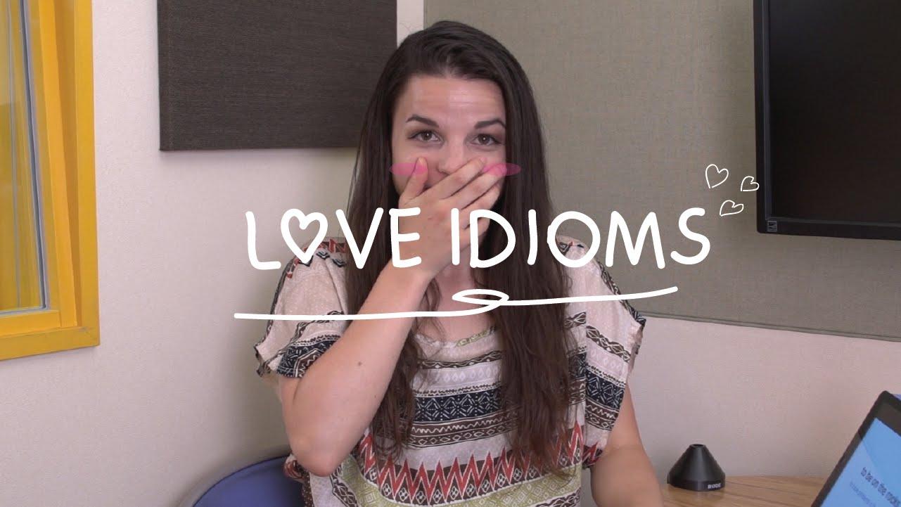 「愛愛愛不完~五個和戀愛有關的片語」- Weekly English Words with Alisha: Love Idioms