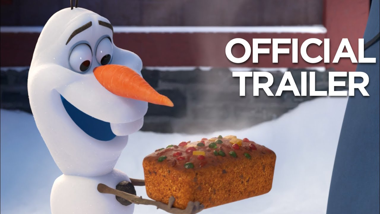 迪士尼粉絲們看過來!動畫短片《雪寶的冰雪大冒險》預告出爐啦~