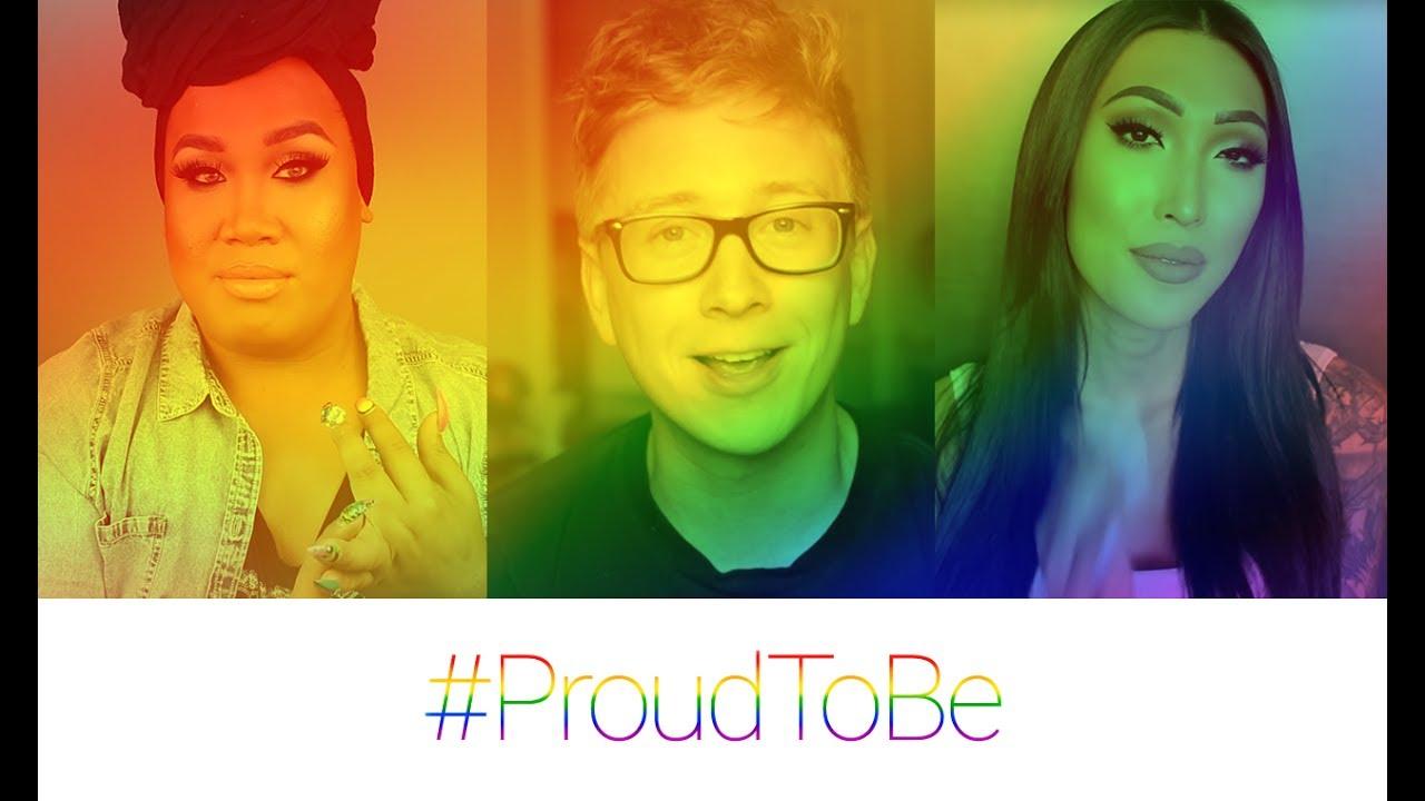 「#為做自己而驕傲,同志們的真實告白」- #ProudToBe: Celebrate Brave Voices This Pride