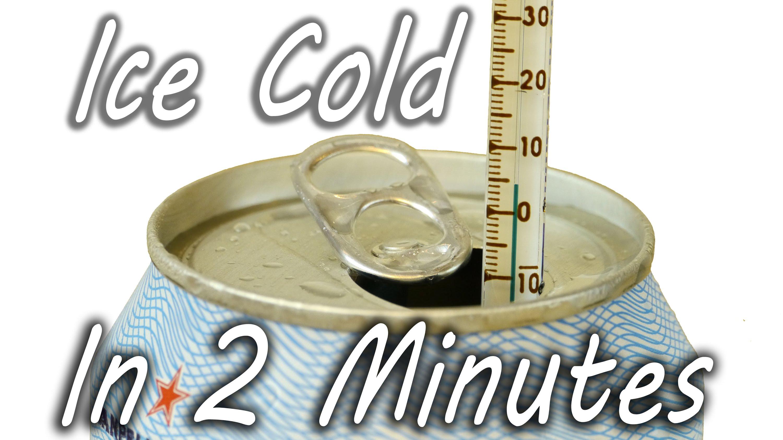 「【炎夏必備】這一招,讓飲料馬上冷吱吱!」- How to Cool a Drink in 2 Minutes