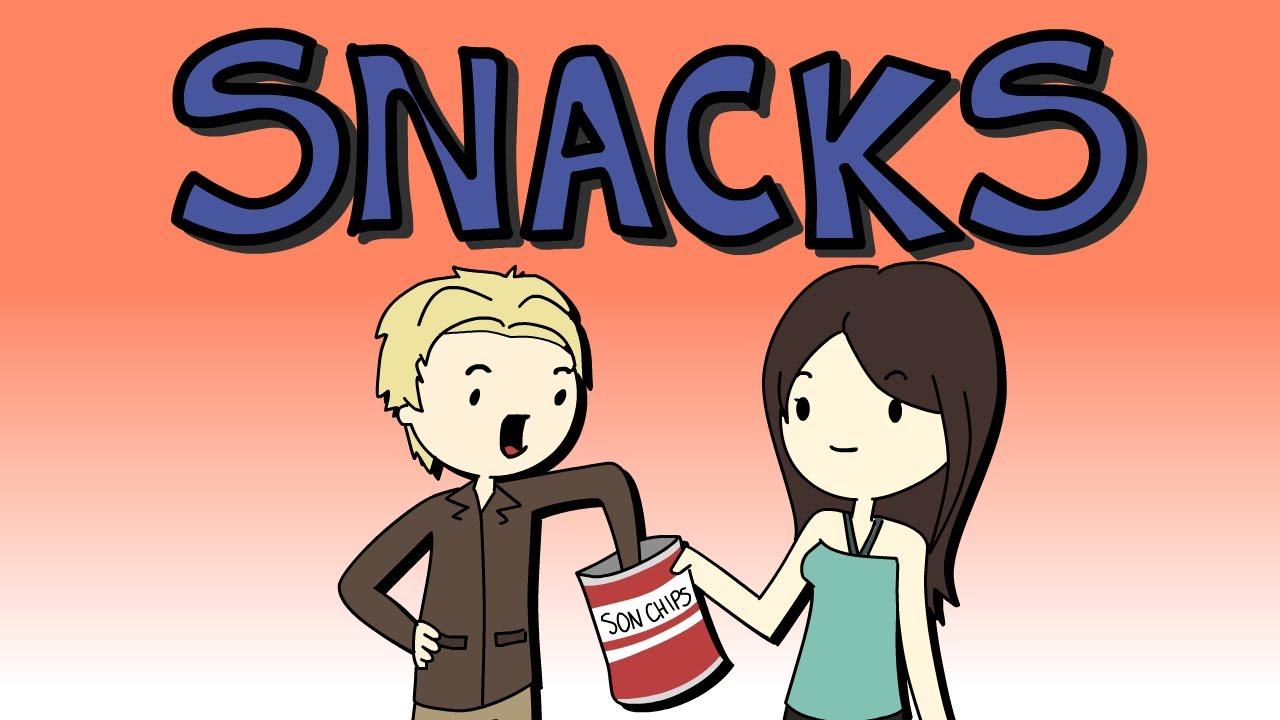 「從開零食包裝看個性,你是哪一種?」- Snacks