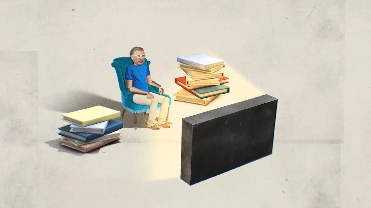 「比爾蓋茲的 2017 夏日閱讀書單」- Summer Reading 2017 by Bill Gates