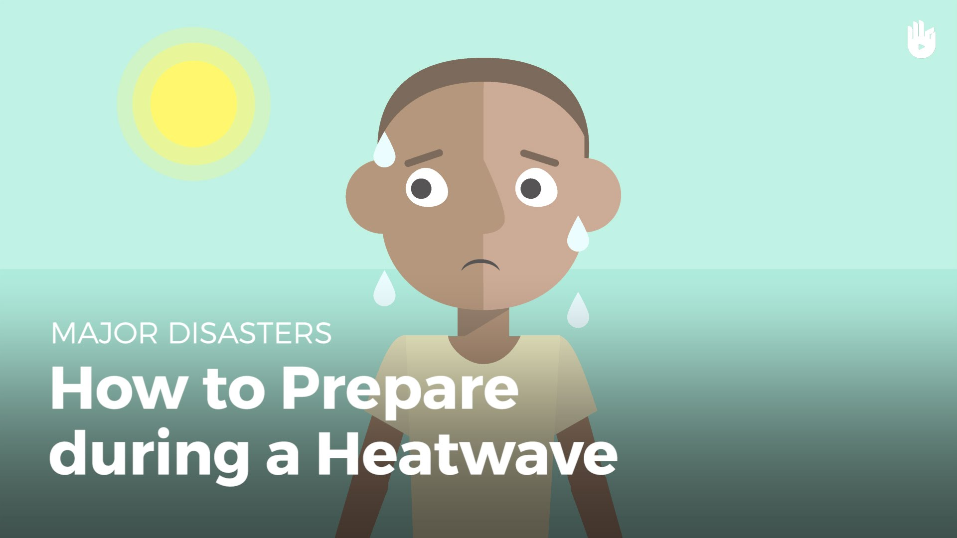 「太陽火辣辣,預防中暑 123」- How to Prepare for a Heatwave