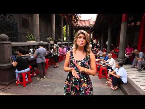「週末出遊趣!原來台灣這些景點最受老外歡迎」- Taiwan Overview