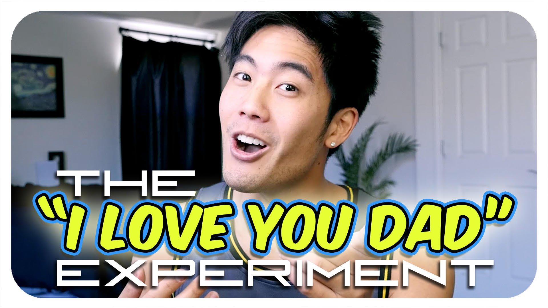 「【父親節特輯】老爸們聽到『我愛你』的爆笑反應」- The