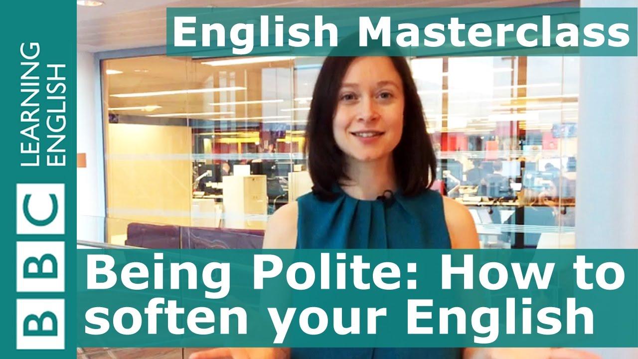 「同一句話,這樣說才不會得罪人」- Being Polite: How to Soften Your English