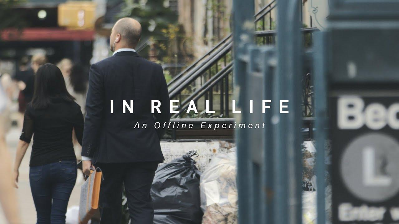 「【社會實驗】當網路霸凌在現實生活上演...」- In Real Life: An Offline Experiment