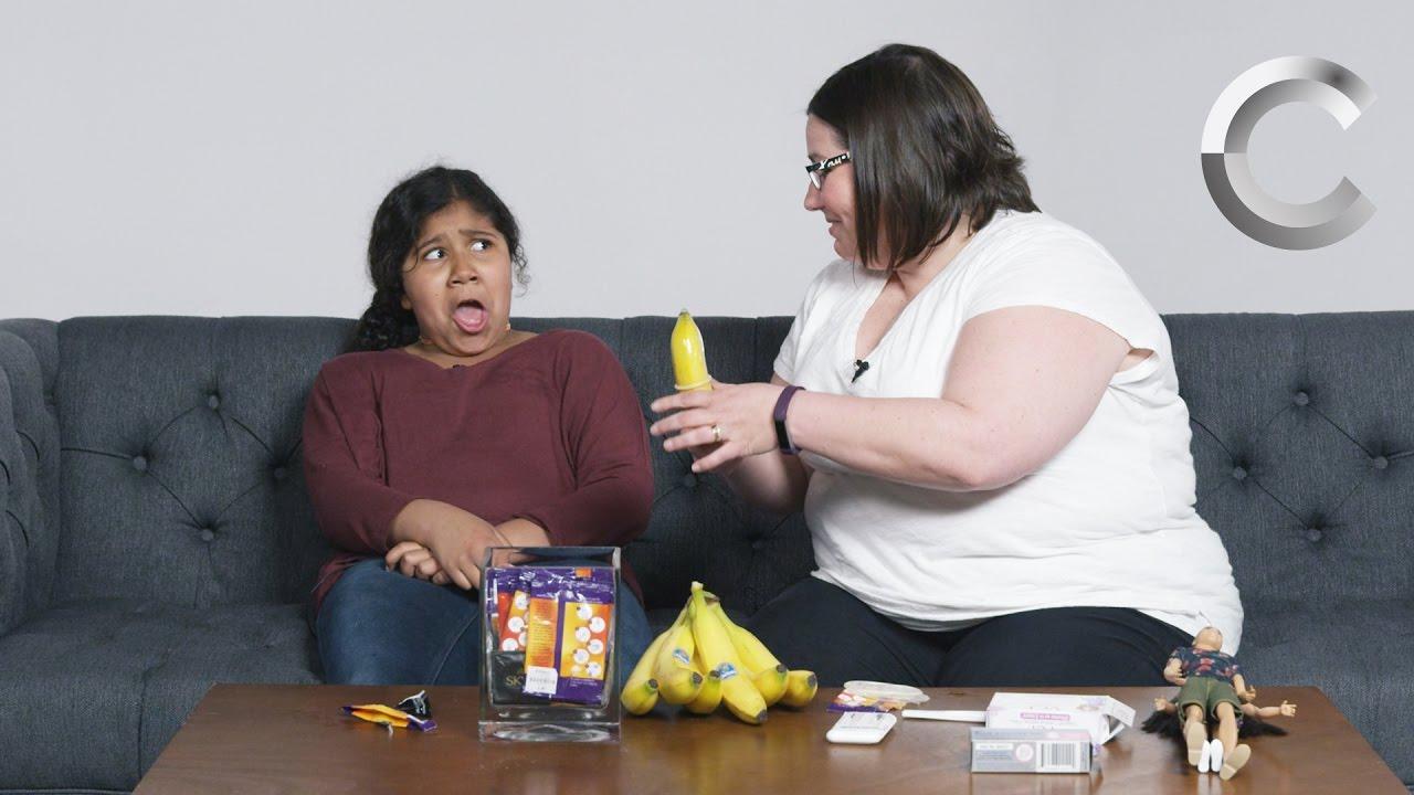 「老爸老媽講解『避孕』這件事」- Parents Explain Birth Control