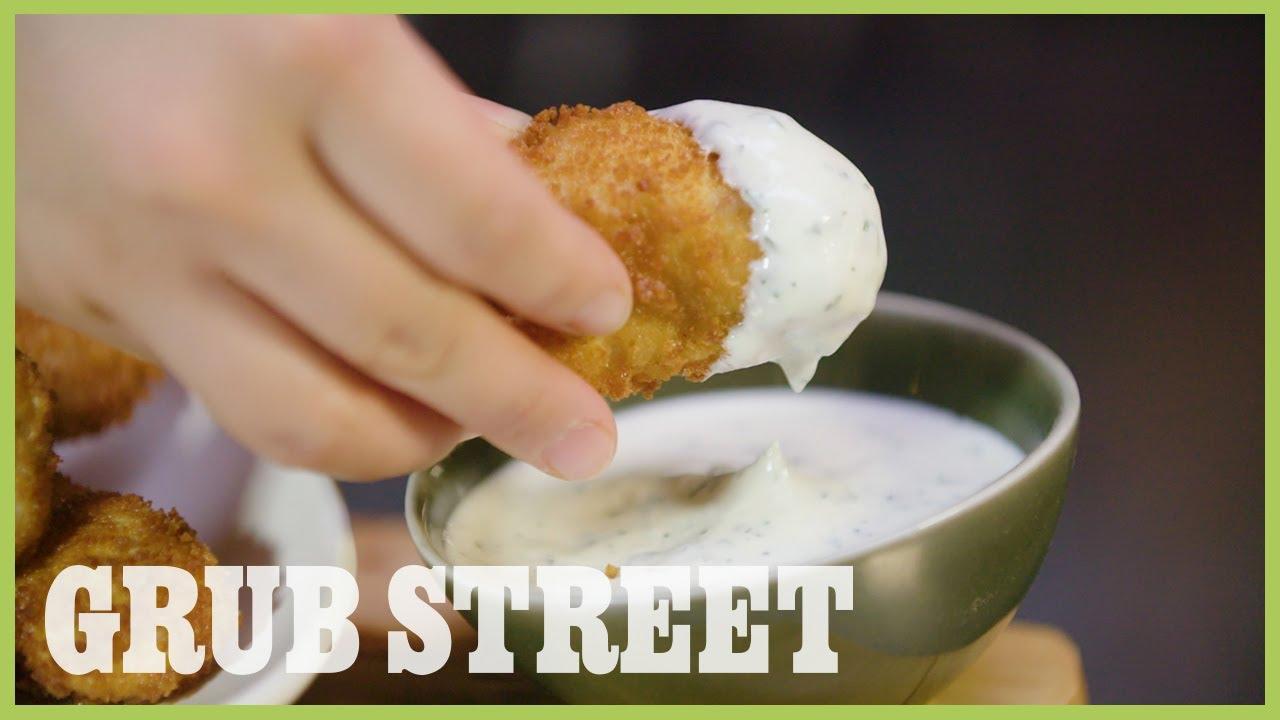 【料理輕鬆學】雞塊在家自己炸,健康又美味!