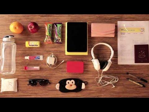 「【旅遊妙招】搭飛機時,這幾樣東西一定要裝進手提行李!」- What to Bring in Your Hand Carry