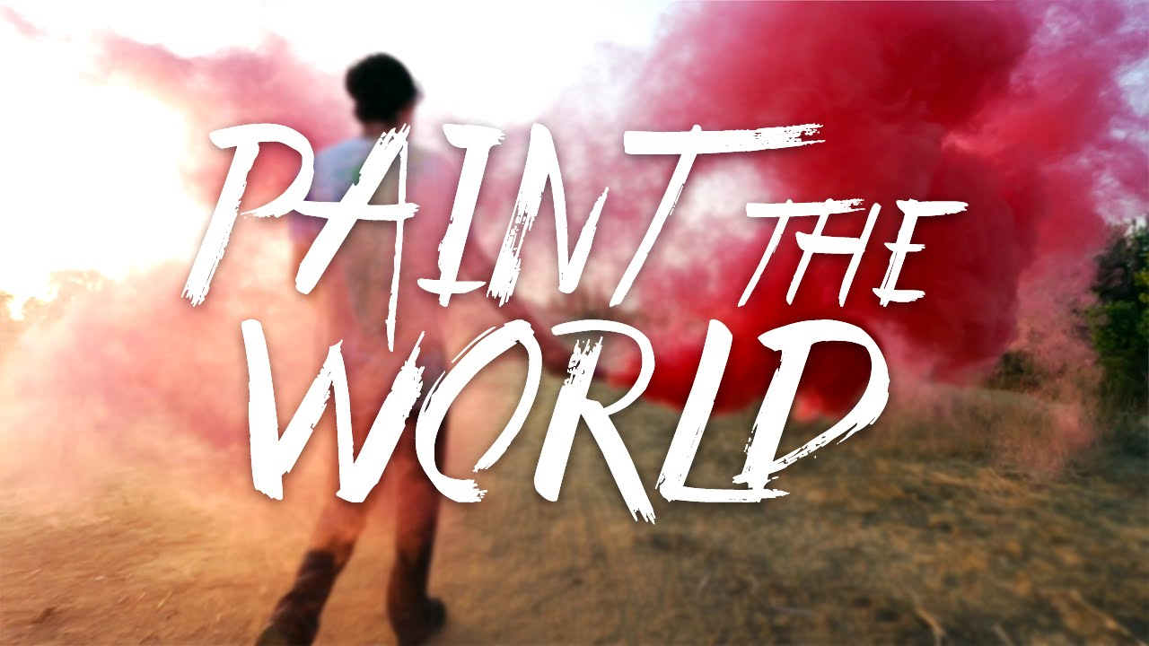 「【週一正能量】彩繪世界,散播愛」- Paint the World (Spoken Word) | Blake Grigsby