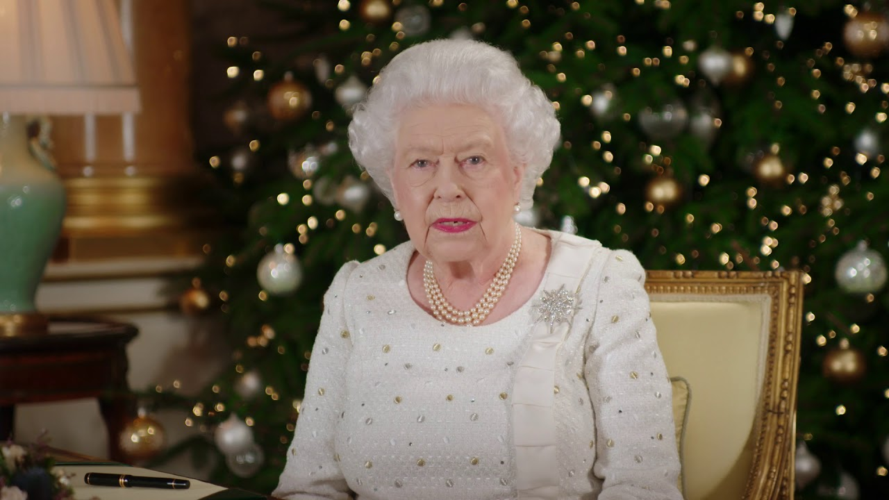 「英國女王 2017 聖誕致詞」- The Queen's Christmas Broadcast 2017