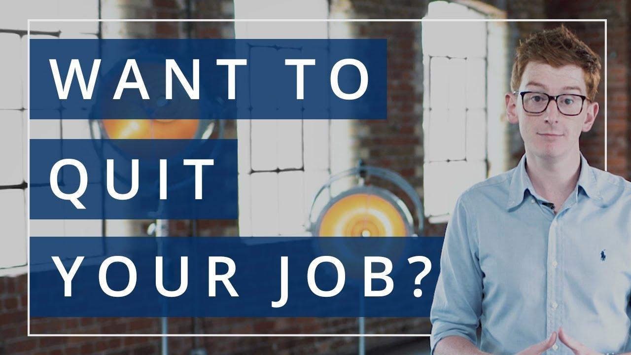 「職場亮警報!五個你應該換工作的徵兆」- Want to Quit Your Job? 5 Signs You Need to Leave