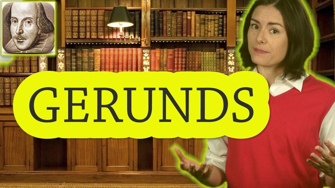 「字尾都是 -ing,怎麼分辨是『動名詞』還是『現在分詞』?」- What Is a Gerund vs. Present Participle?