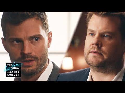 「【影迷拜託別打小編!】格雷的五十道基情」- Fifty Shades of Corden w/ Jamie Dornan