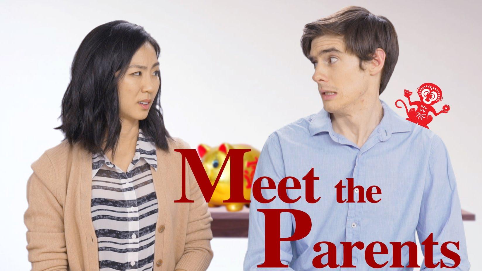 「【年節惡夢】老外看東方長輩的經典問候語」- Meet the Parents: Chinese New Year Nightmare
