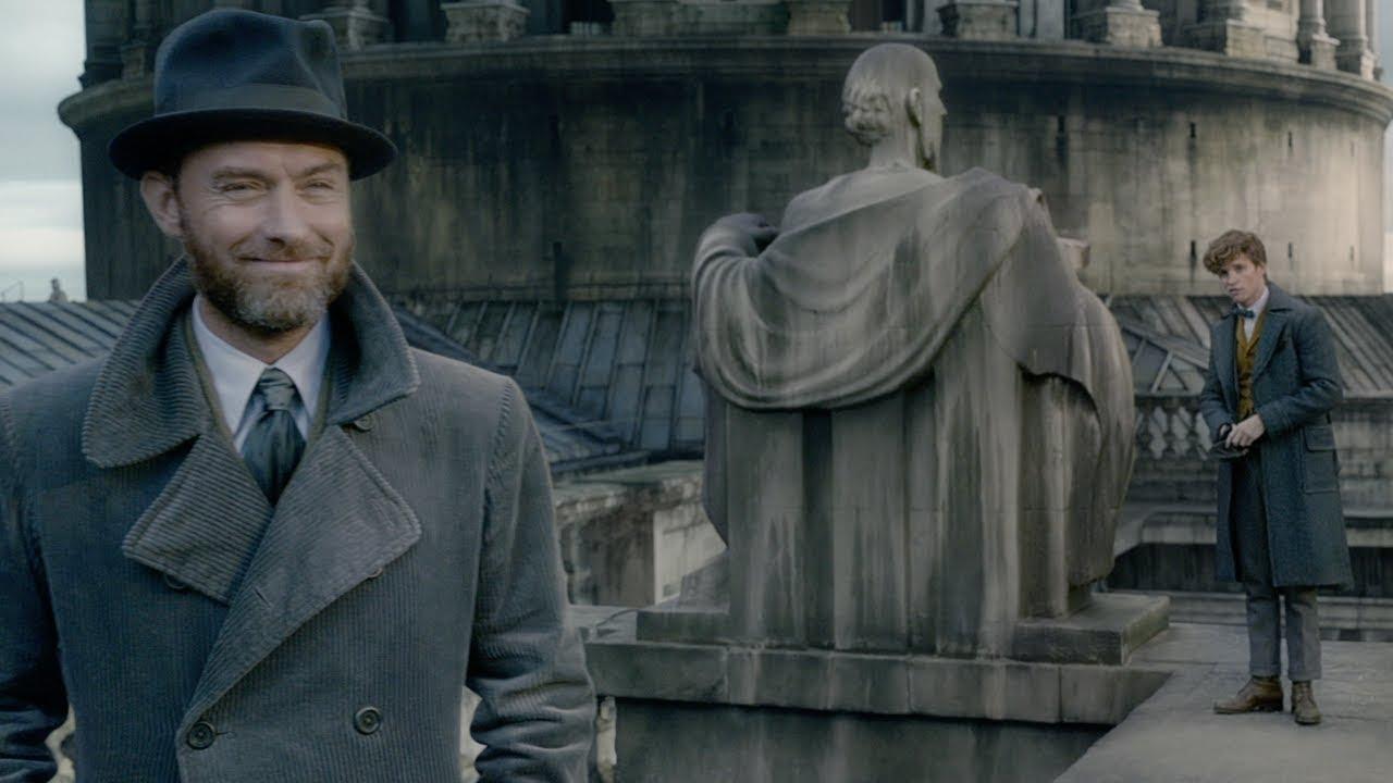「麻瓜們尖叫吧!《怪獸與葛林戴華德的罪行》首支預告出爐」- Fantastic Beasts: The Crimes of Grindelwald