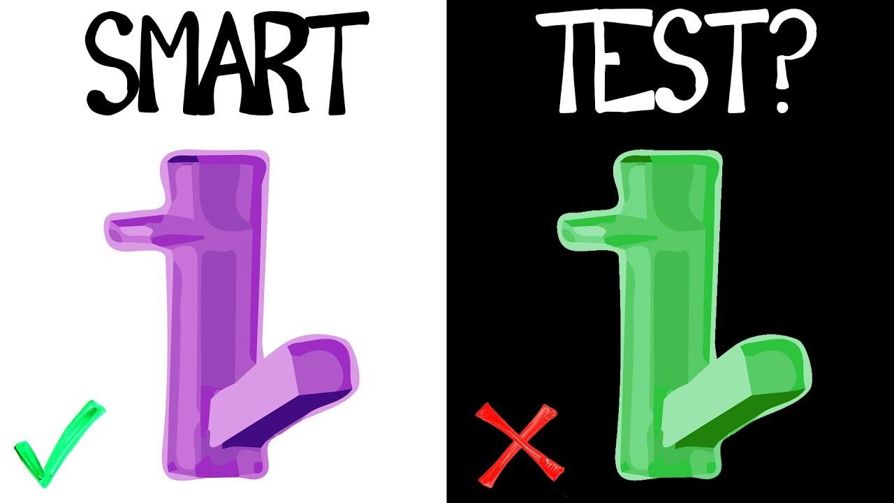 「【燒腦小測驗】測測你有多聰明」- How Smart Are You?