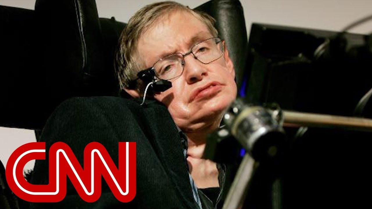 「【看時事學英文】科學巨人史蒂芬‧霍金辭世」- Physicist Stephen Hawking Has Died