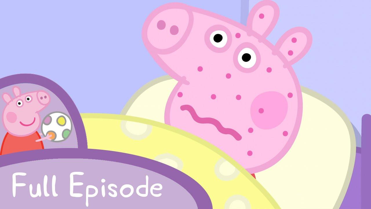「【看卡通學英文】佩佩豬生病了」- Peppa Pig: Not Very Well